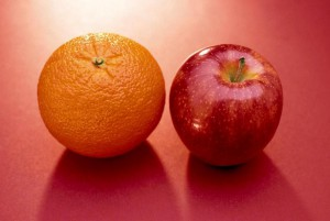 Apples and Oranges image